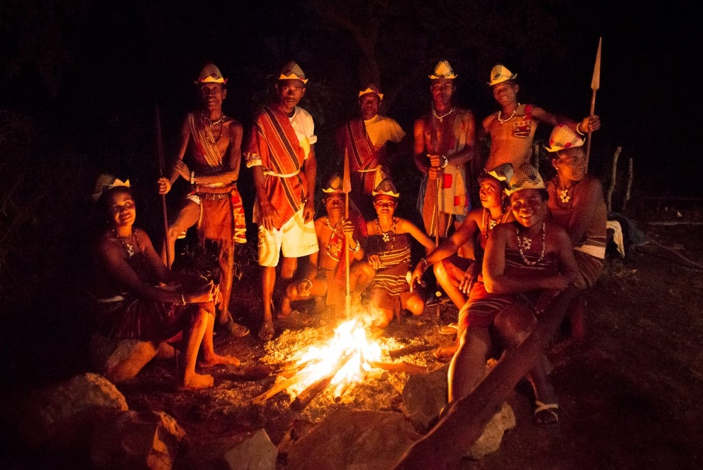 Cultural traditions at Mandrare River Camp