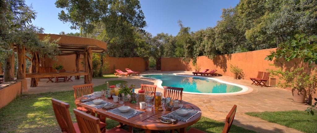 Mara & Acacia House Pool