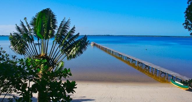 Bush House beach, Andasibe, Madagascar
