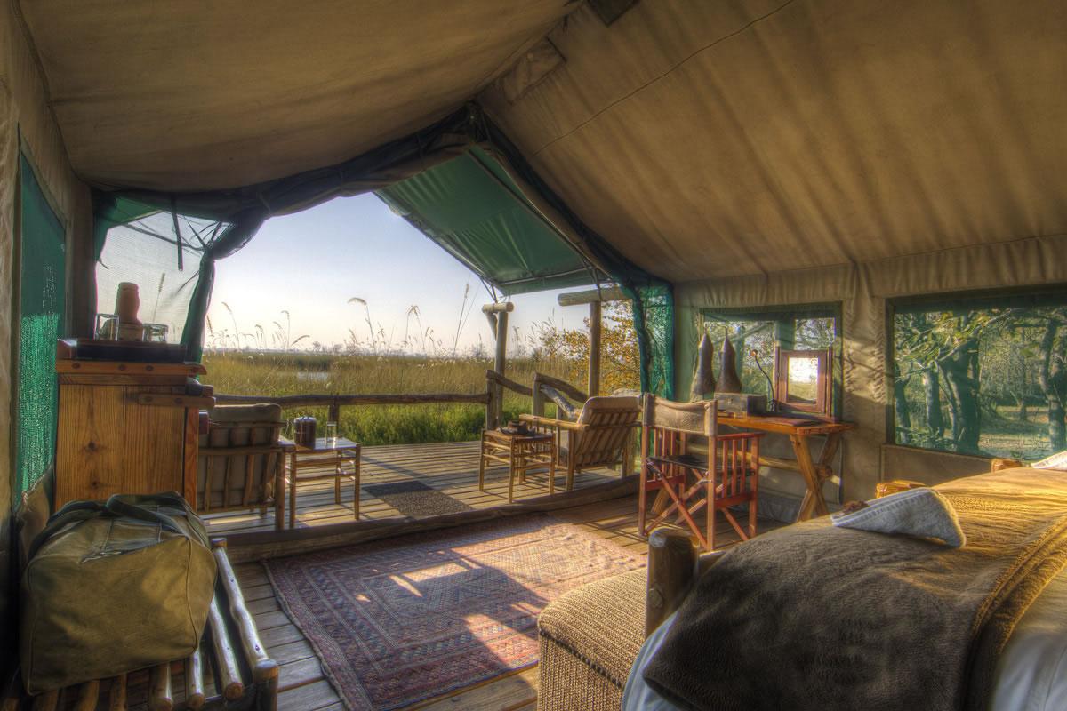 Camp Xakanaxa Moremi Game Reserve Okavango Delta