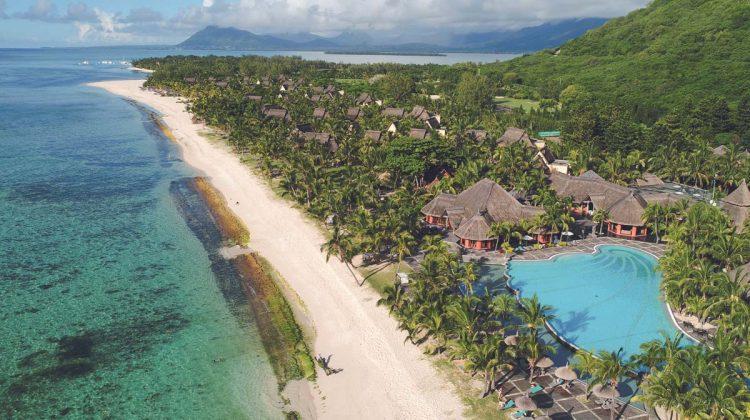 Dinarobin beach Mauritius