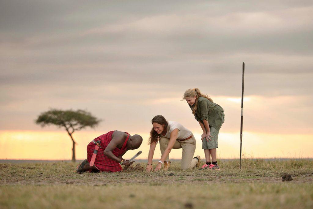 Elephant Pepper Camp family