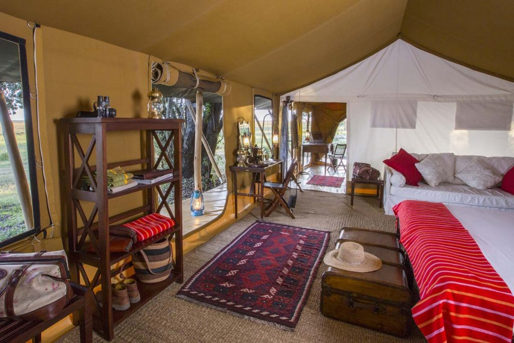 Elephant Pepper Camp family and honeymoon tent