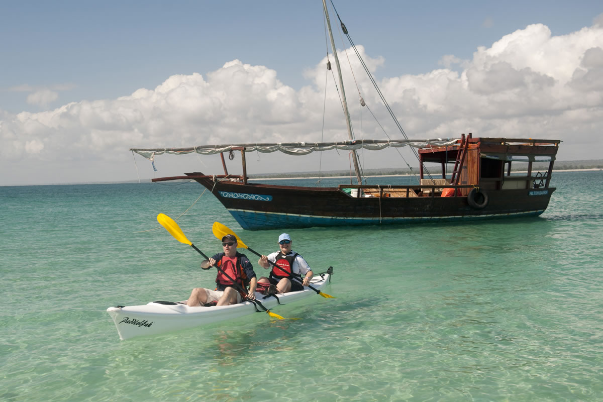 Ibo dhow island exclusive