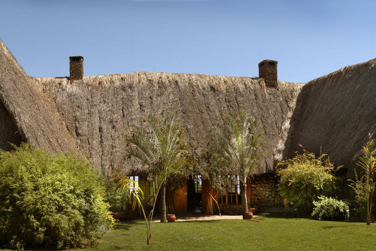 Laragai House exterior