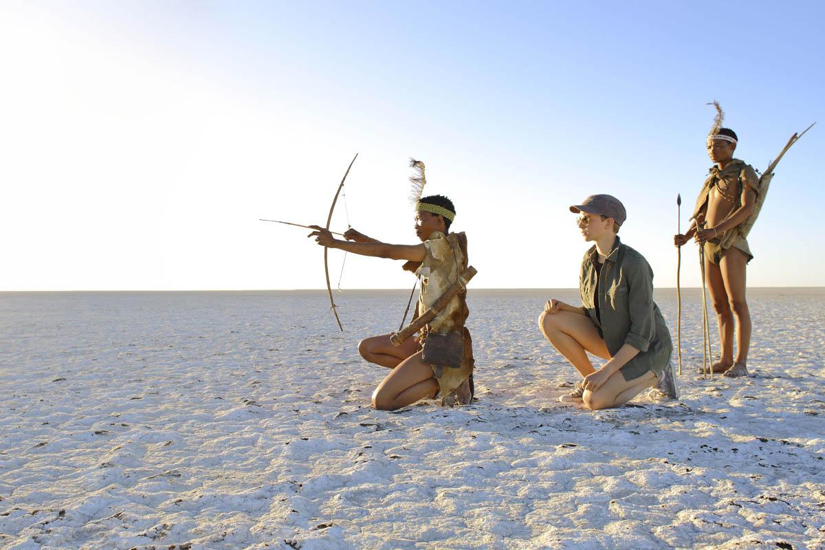 Magical walking safaris