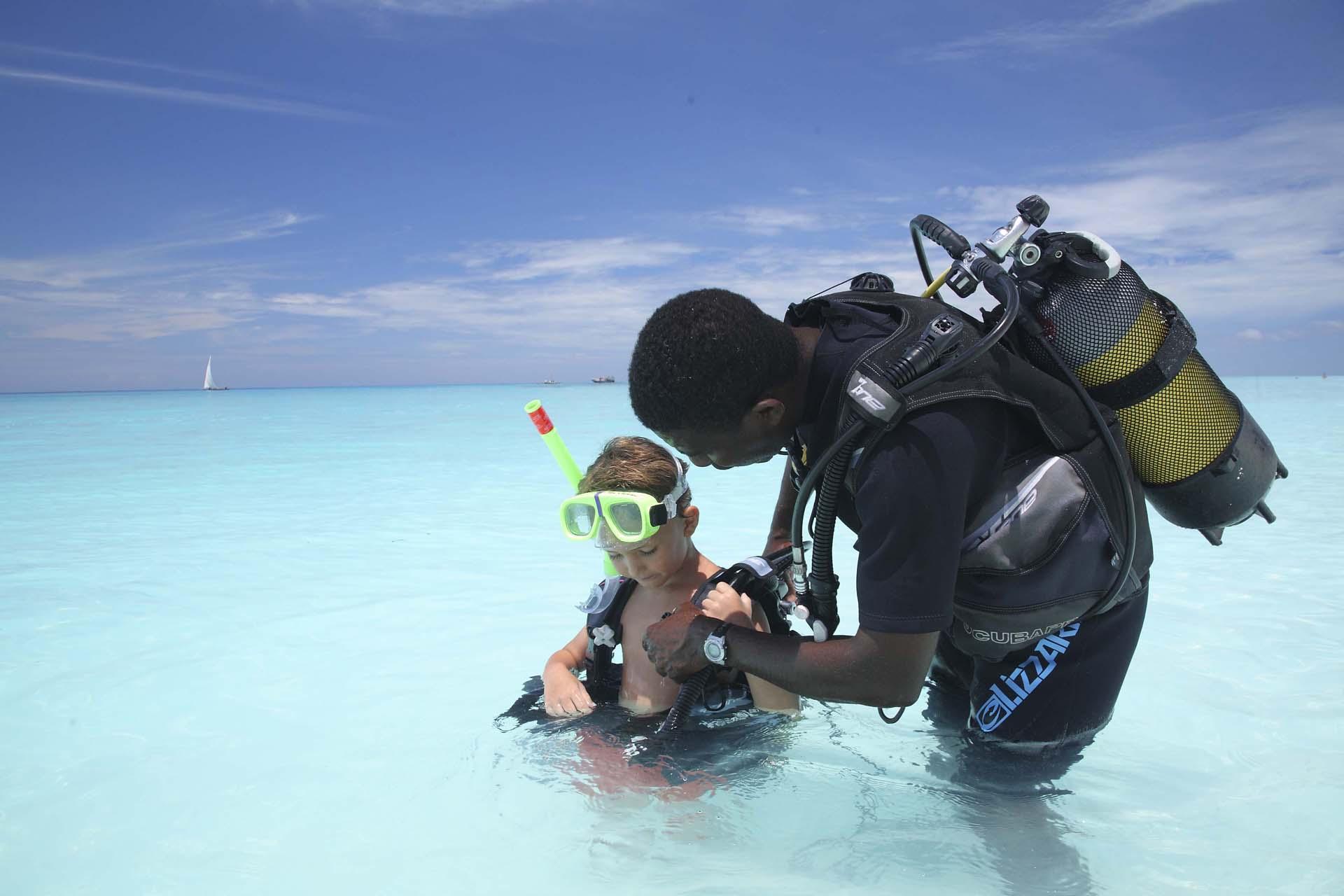Mnemba Scuba diving