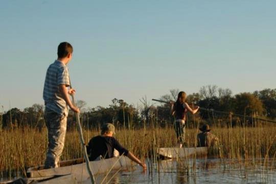 Okavango-Training-mokoro-2