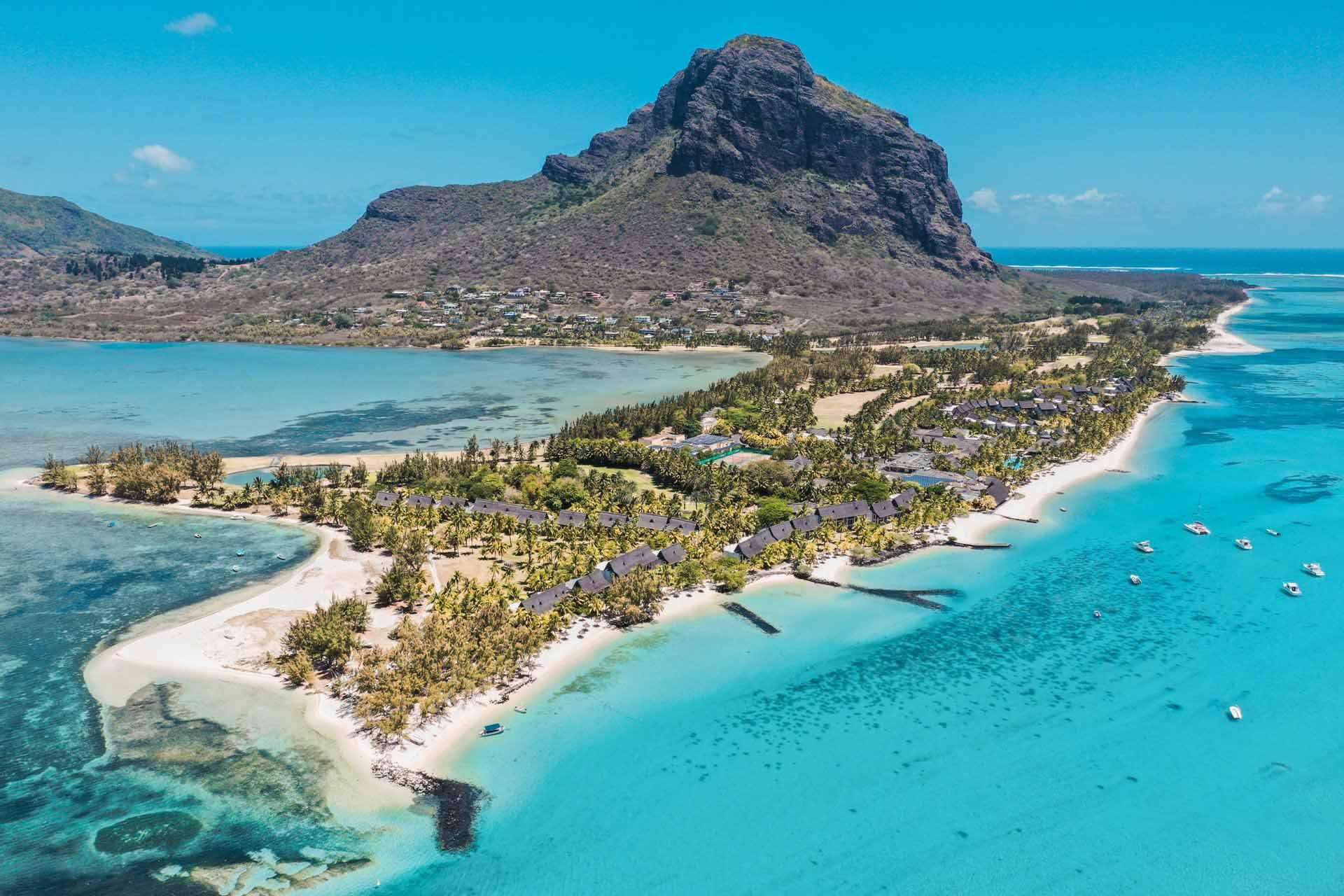 Mauritius is go