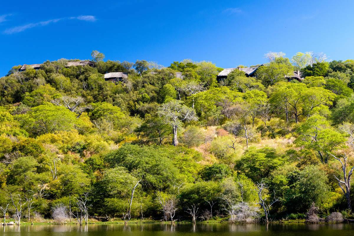 Singita Pamushana Lodge river