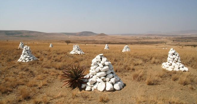 Fugitives Drift battlefield, KwaZulu Natal