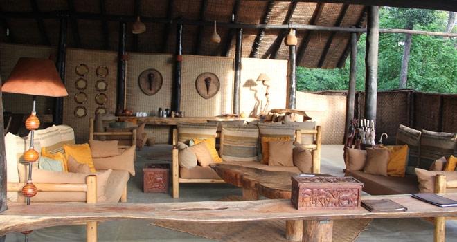 Ishasha Tented Camp, Uganda safari Image credit Wilderness Safaris