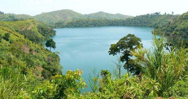 Ndali Lodge view Uganda safari