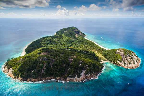 North Island, Seychelles, Indian Ocean