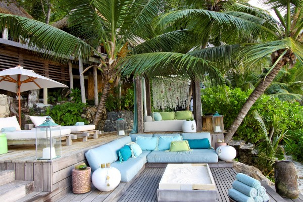 North Island, Seychelles, island style