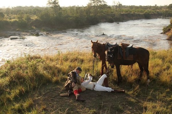 Safaris Unlimited, Masai Mara, Kenya