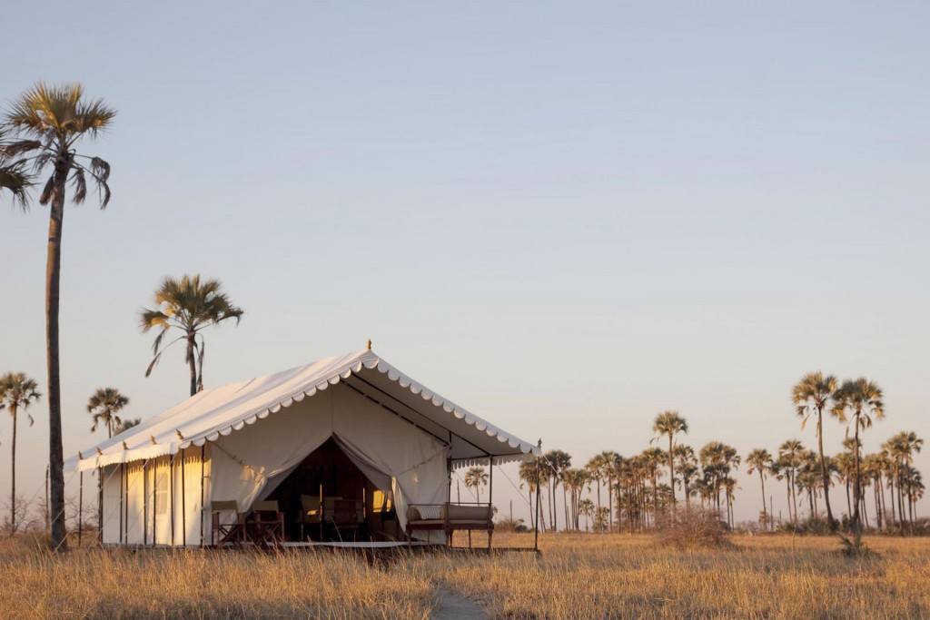 San Camp Accommodation Landscape Makgadikigadi Botswana