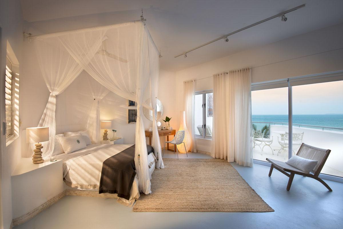 Santorini Mozambique bedroom