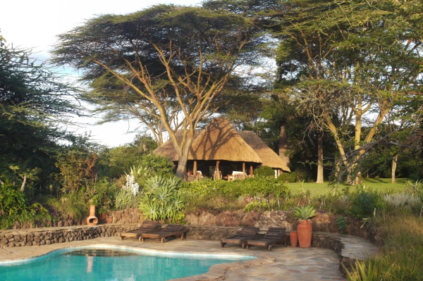 Lewa House accommodation