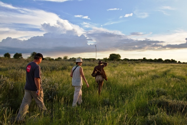 Kalahari Plains - Walking Culture - Caroline Culbert