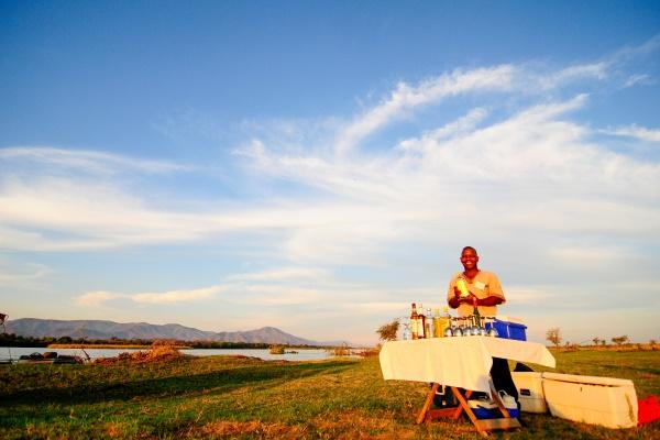 Sundowners, Royal Zambezi