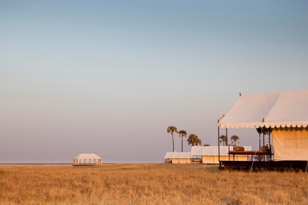 San Camp Accommodation Landscape (10) David Crookes Makgadikigadi Botswana