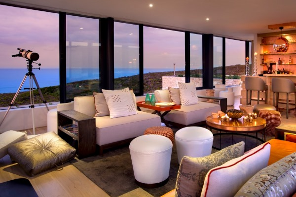 Morukuru-Ocean-House-private-De-Hoop-Nature-Reserve-sea-views-upstairs bar and lounge-SouthAfrica-@morukurufamily