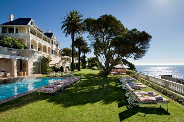 Ellerman House, beach view house, Cape Town, South Africa