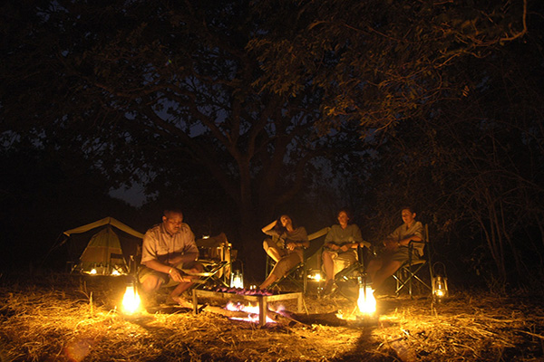 Luangwa Bush Camping, South Luangwa, Zambia, Robin Pope Safaris
