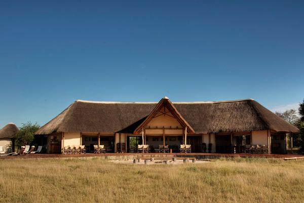 Naxi Pan Lodge Makgadikgadi Botswana