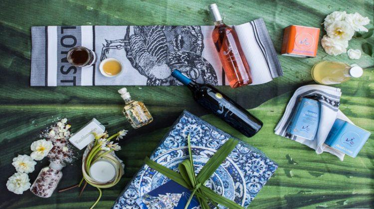Babylonstoren Christmas Hamper - luxury safari Christmas gifts