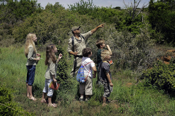 Kwandwe-Uplands-Safari-Family