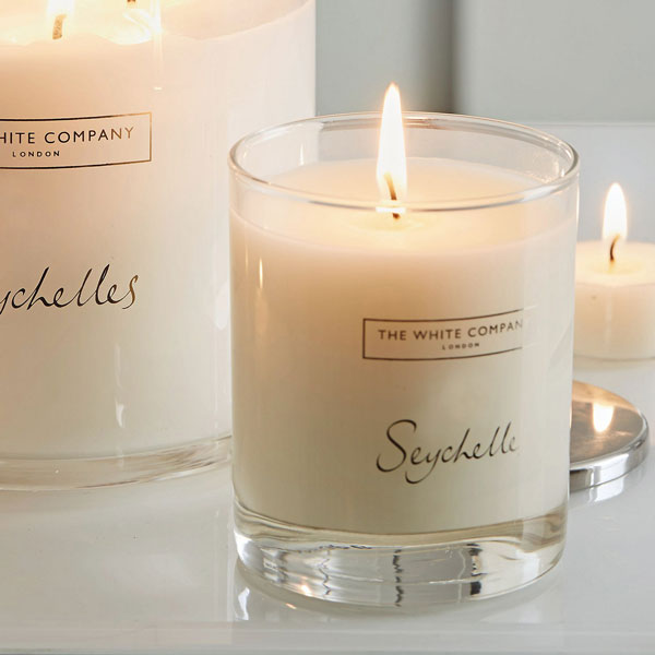 seychelles-candle The White Company