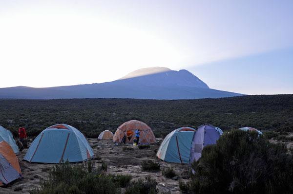 Shira-Camp-Kilimanjaro
