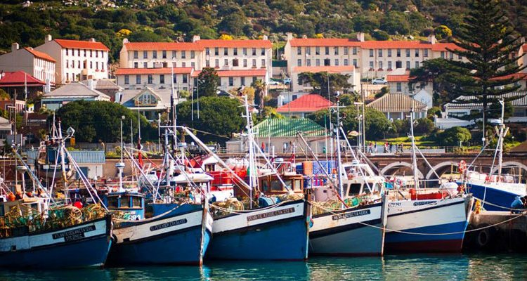 Kalk bay fishing by wesley nitsckie © South African Tourist Board