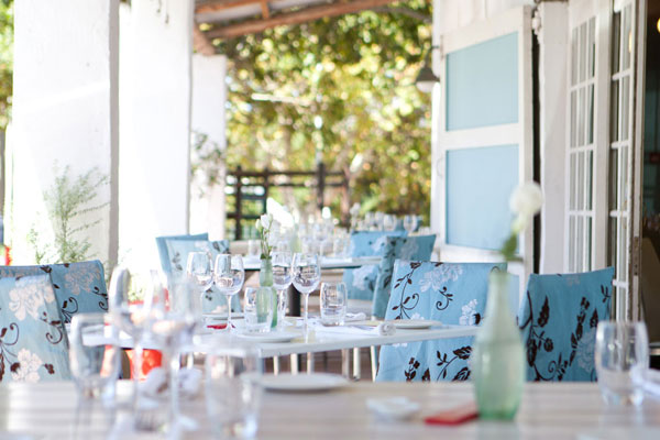 Foodbarn restaurant, Noordhoek Cape Town South Africa