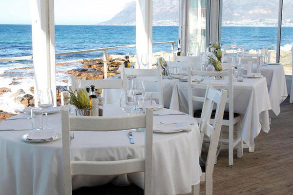 Kalk Bay Harbour House restaurant