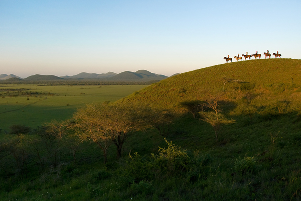 Ol Donyo Ride Kenya Dana Allen