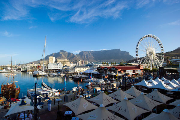 Cape Town has plenty of vibrant city attractions as well as beaches with adventure