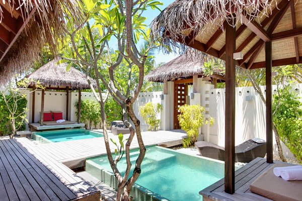 Spa at Lux South Ari Atoll Maldives