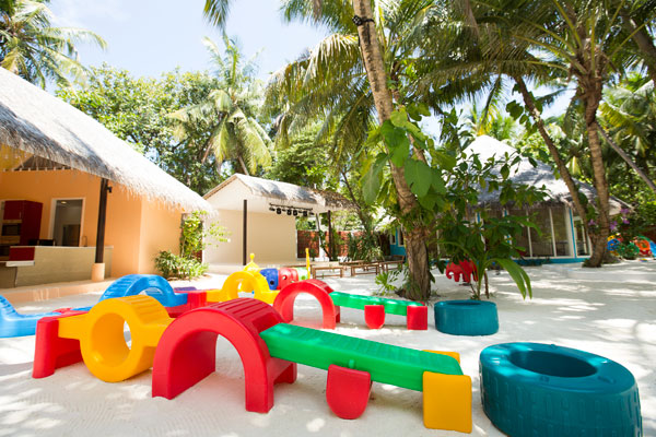 Kids Club Niyama, Maldives