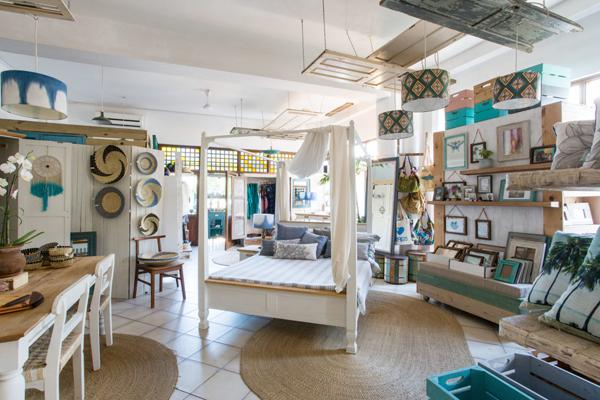 The Green Room Shopping on safari