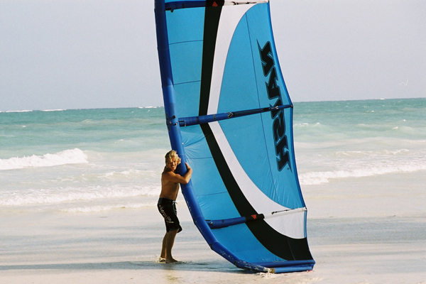 Kenya's glorious Indian Ocean coast offers watersports galore, Kinondo Kwetu
