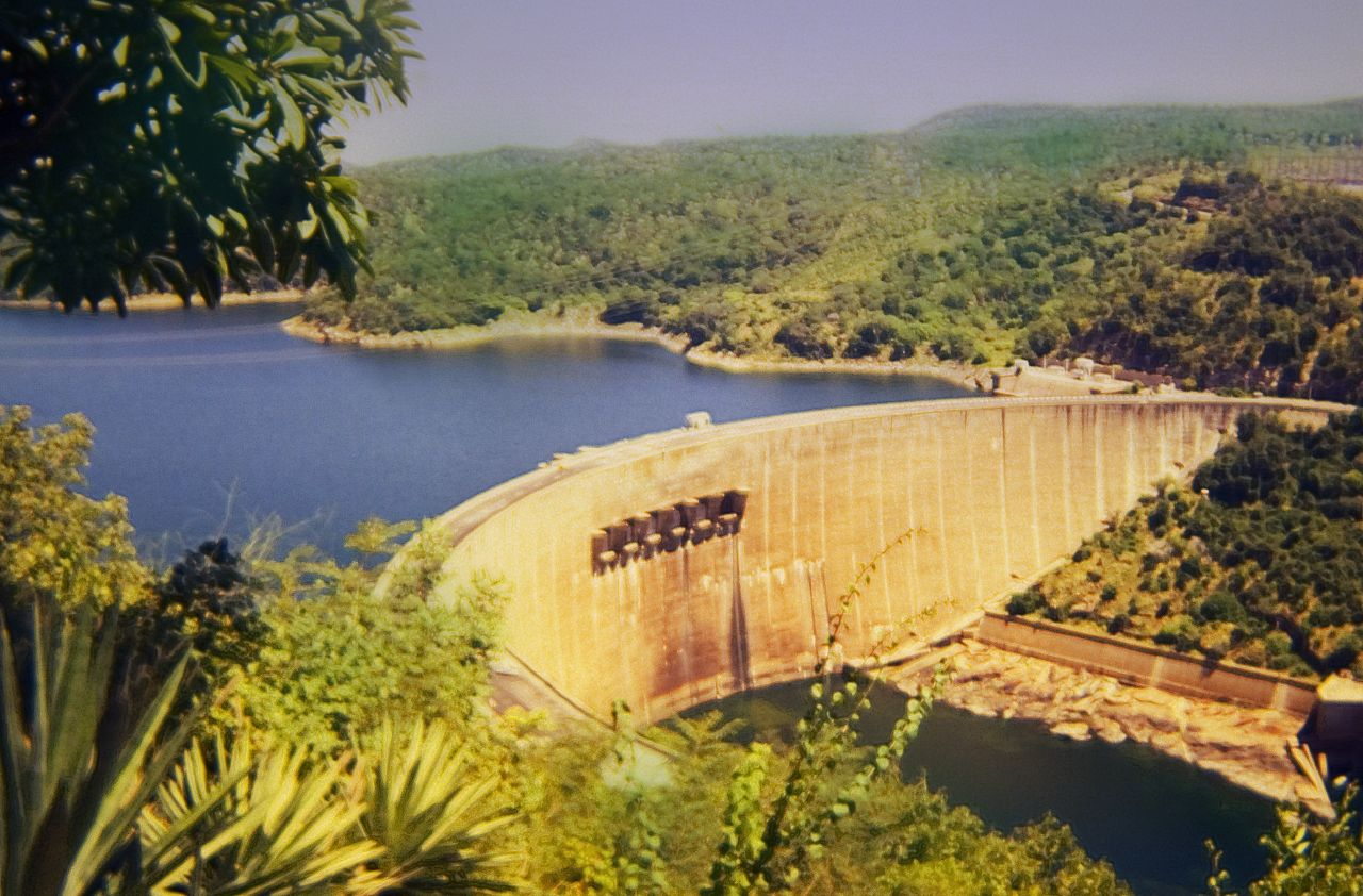 Where is this dam?