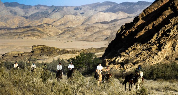 Namibia Guide Ride
