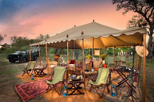 Tanda Tula Field Camp, Timbavati Private Game Reserve, South Africa