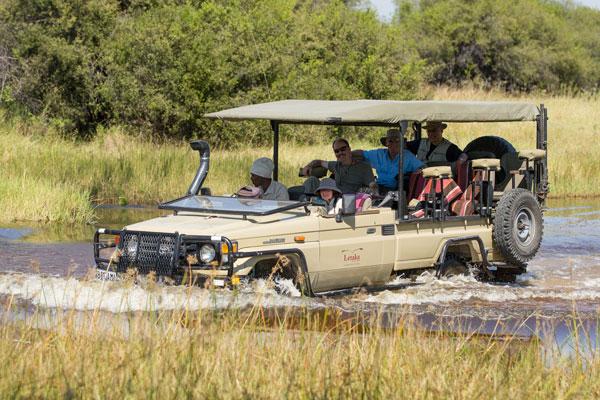 Letaka Safaris, Botswana