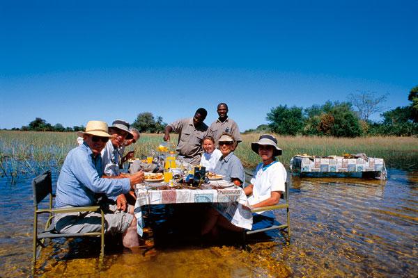 Ruwesi Canoe Trail, Zimbabwe