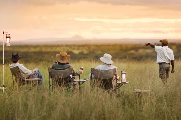 Mobile safari, Singata Explore, Grumeti, Tanzania