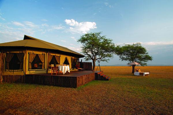 Singita Sabora, Serengeti, Tanzania